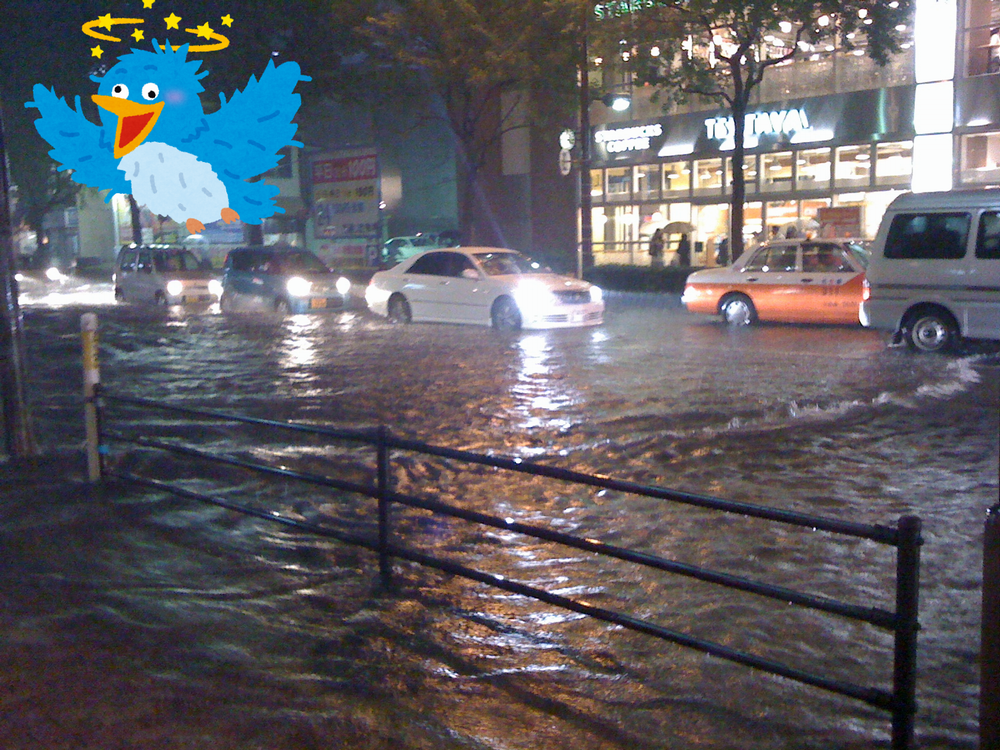 多摩川氾濫が不動産業界に与えた影響からの学び【水害リスクの重要事項説明】