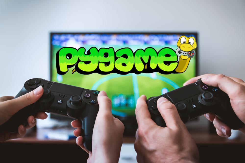 新しいpygame(pygame 2)のインストール【Python】