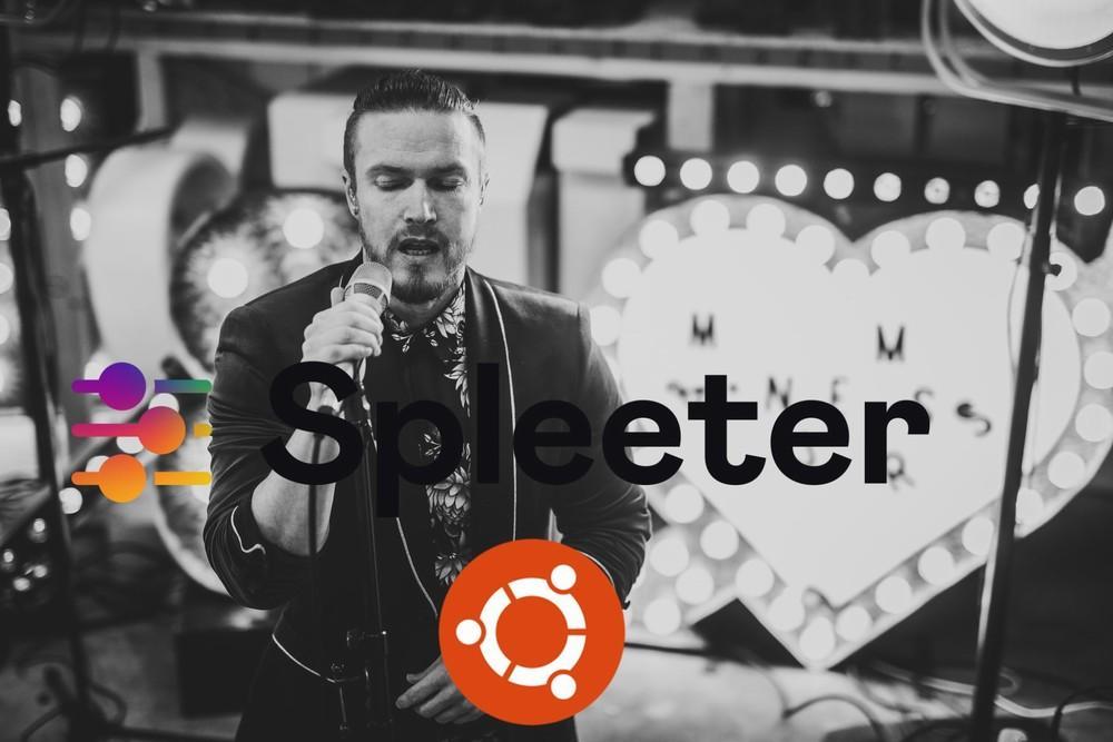 ボーカル抽出ができるSpleeterを簡単に動かす方法【Python on Ubuntu】