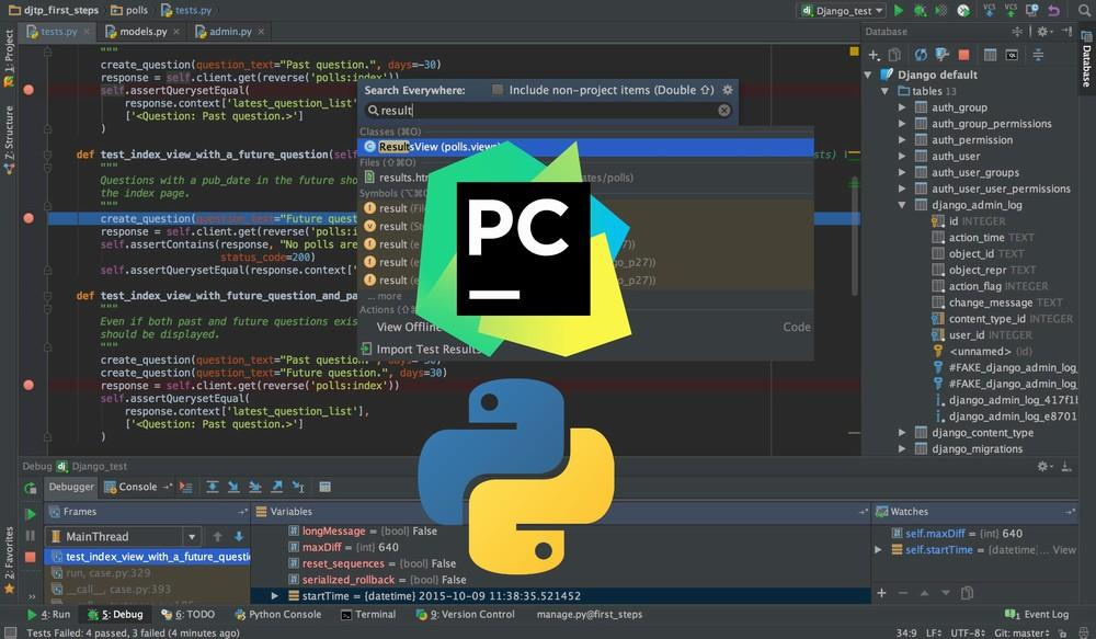 PyCharm無料版のインストール【PythonのIDE(エディター)】