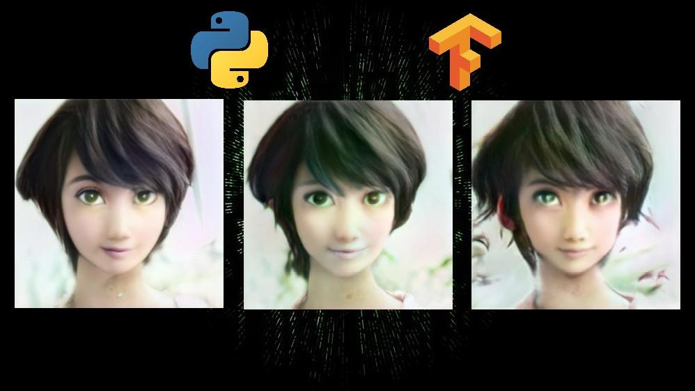 Toonify Yourselfでディズニー顔に変換する【StyleGAN2】