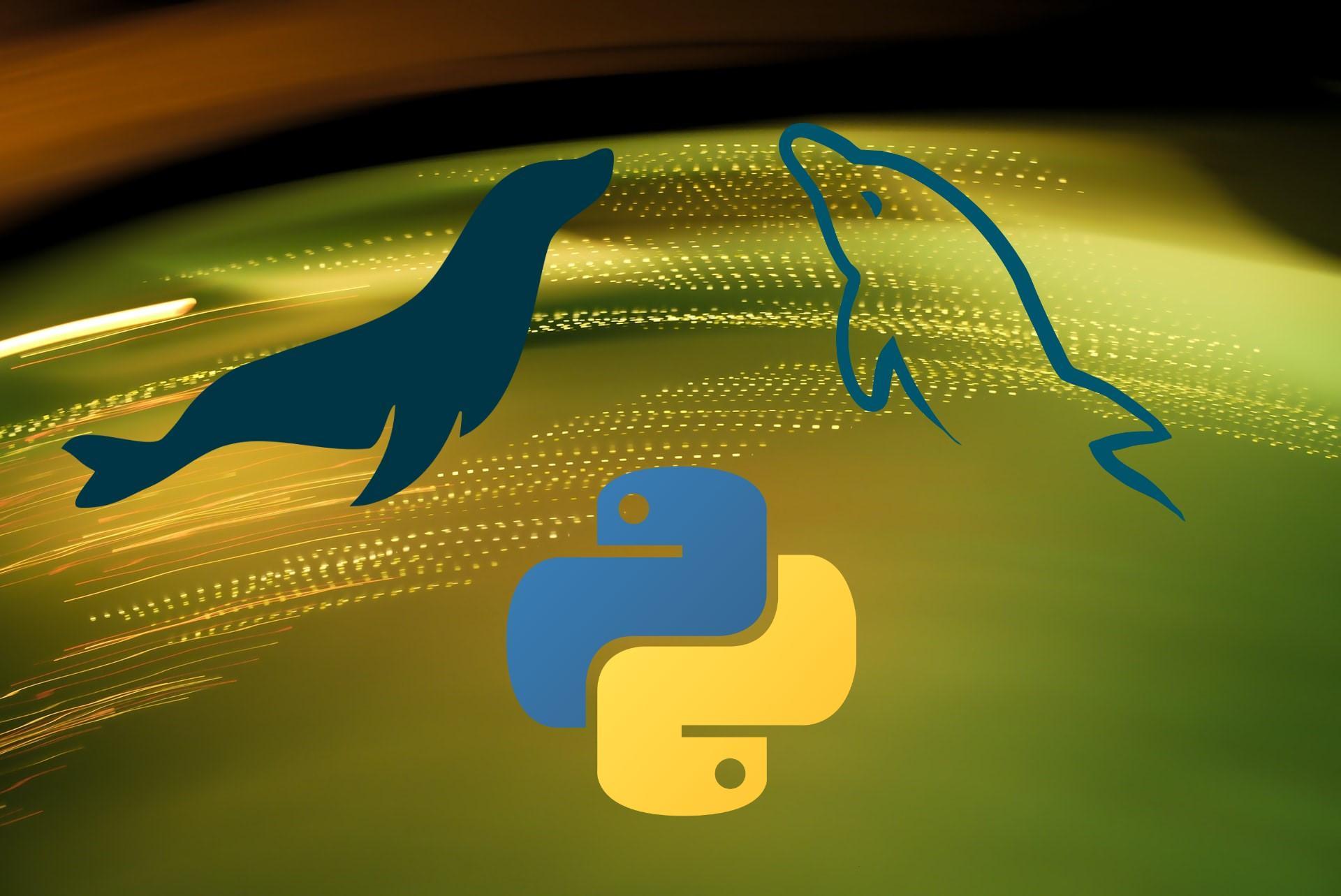【PyMySQL】PythonでMySQL(MariaDB)に接続する