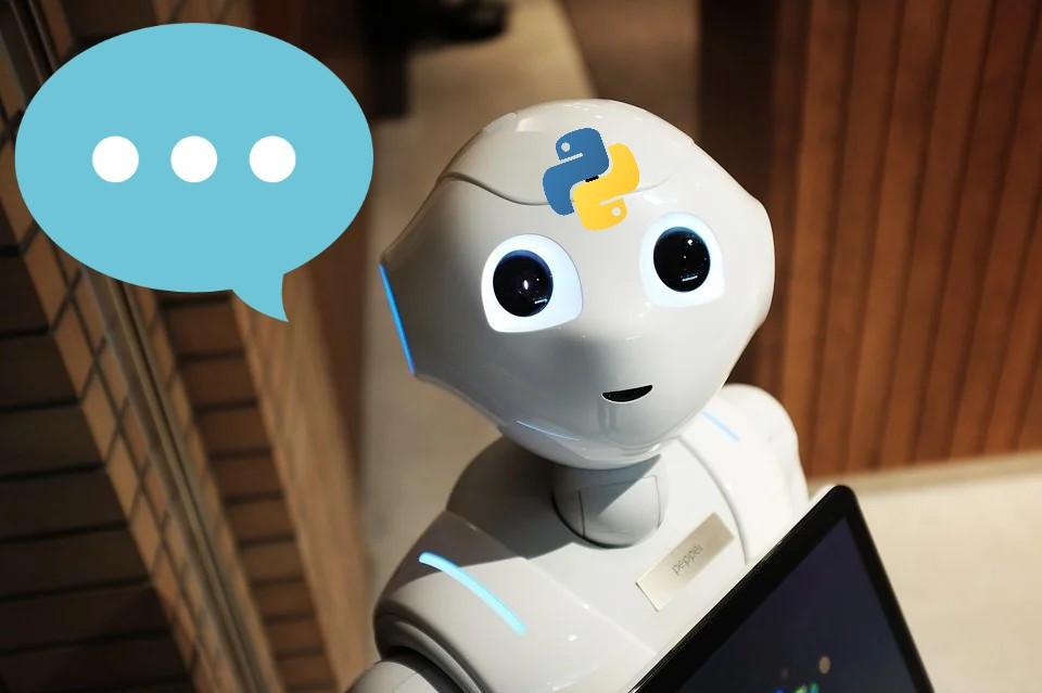 チャットボットを作るためにChatterBotをインストールする【Python】