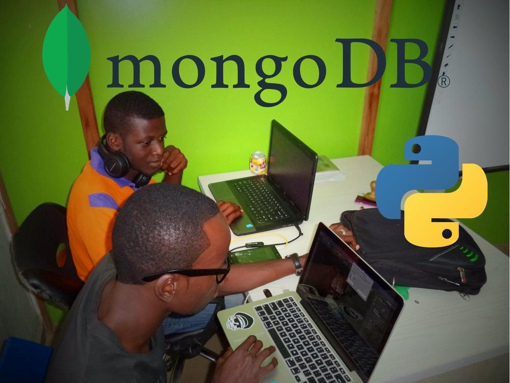 PyMongoをインストールしてPythonからMongoDBを操作する