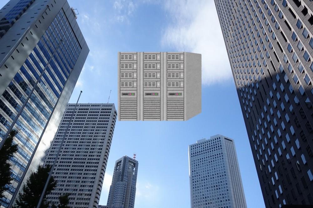 上場企業(3842社)が契約するレンタルサーバーを調査した結果