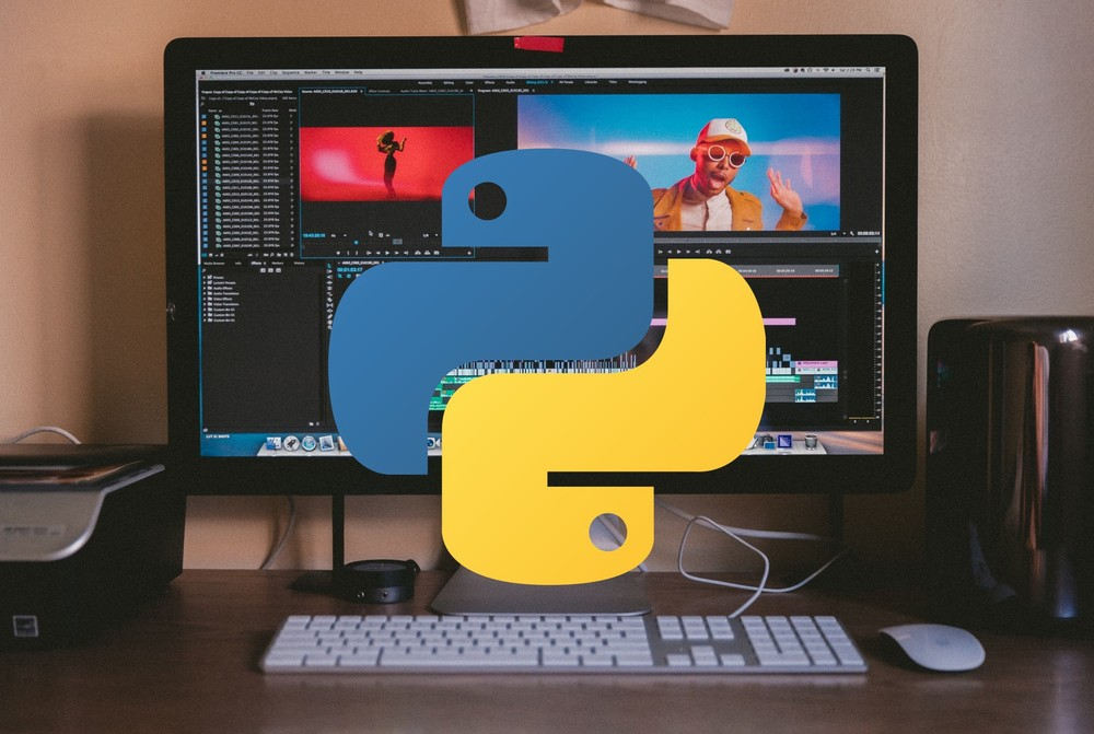 【Python】動画編集が可能なMoviePyをインストール