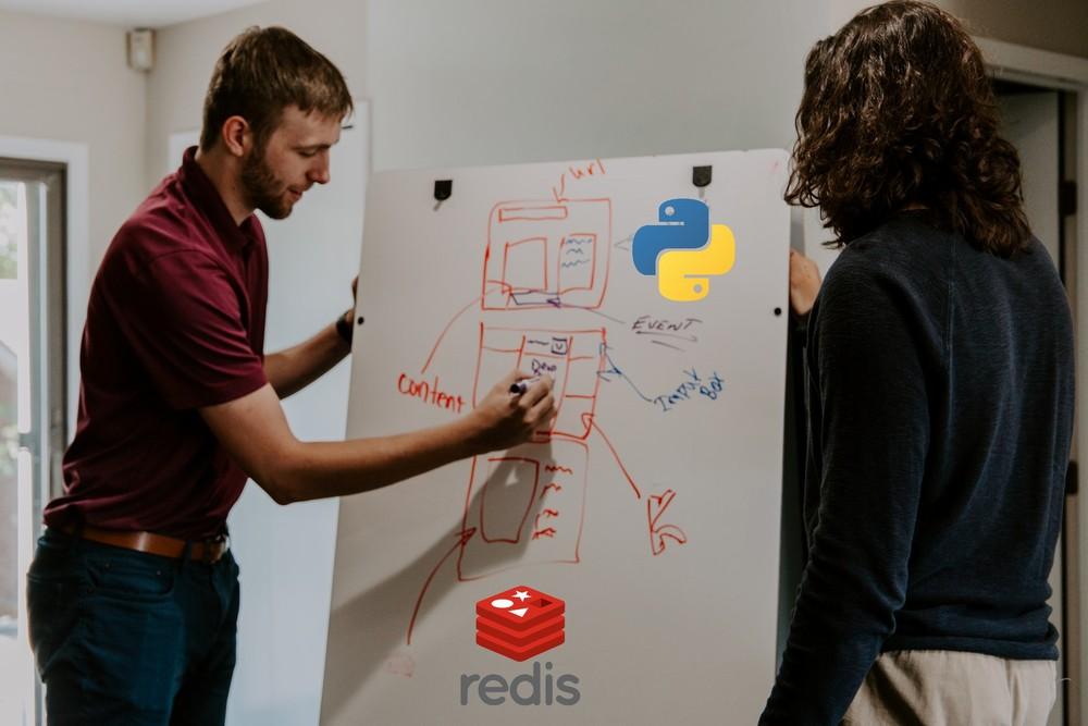 【キャッシュ利用】redis-pyを使ってPythonからRedisにアクセス