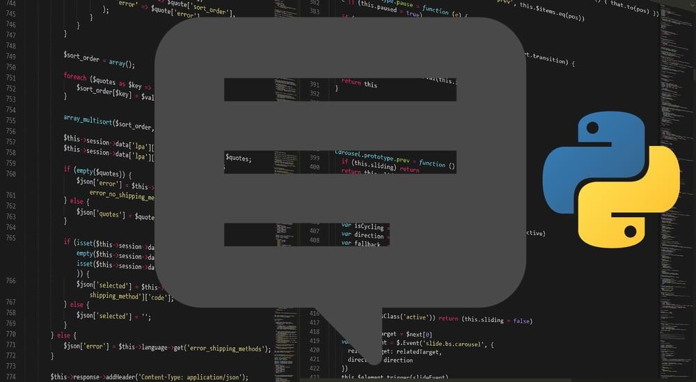 Pythonでコメントアウトを複数行に行う方法