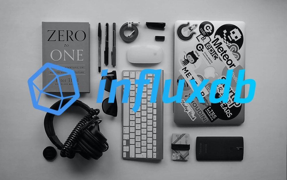 InfluxDBの初期セットアップ・データロード・Token発行