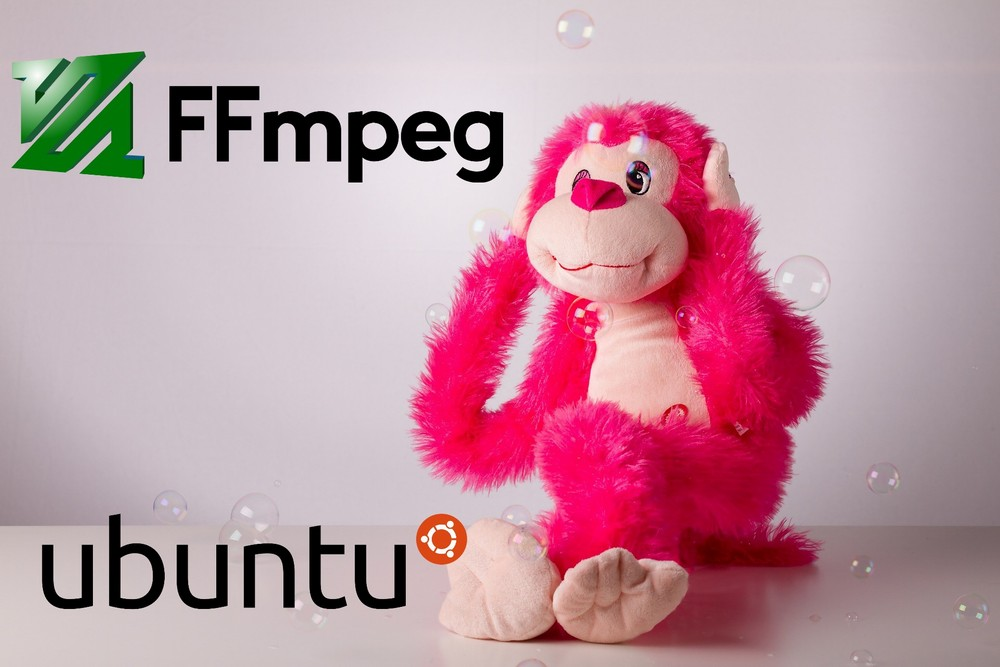Ubuntu 20.04 LTSにFFmpegをインストールする