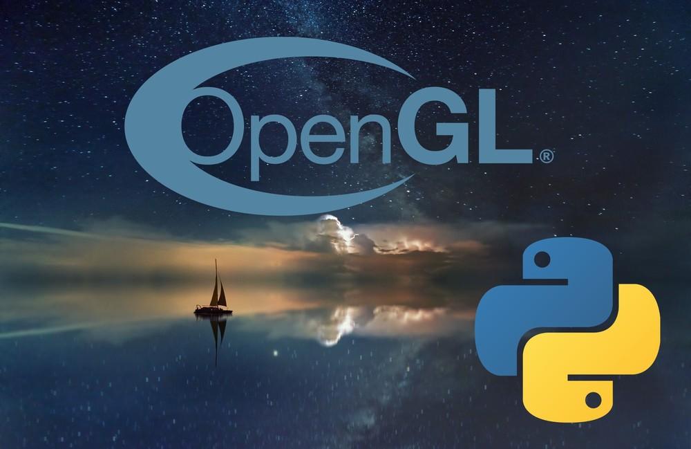 【Python】PyOpenGLのインストール方法を解説