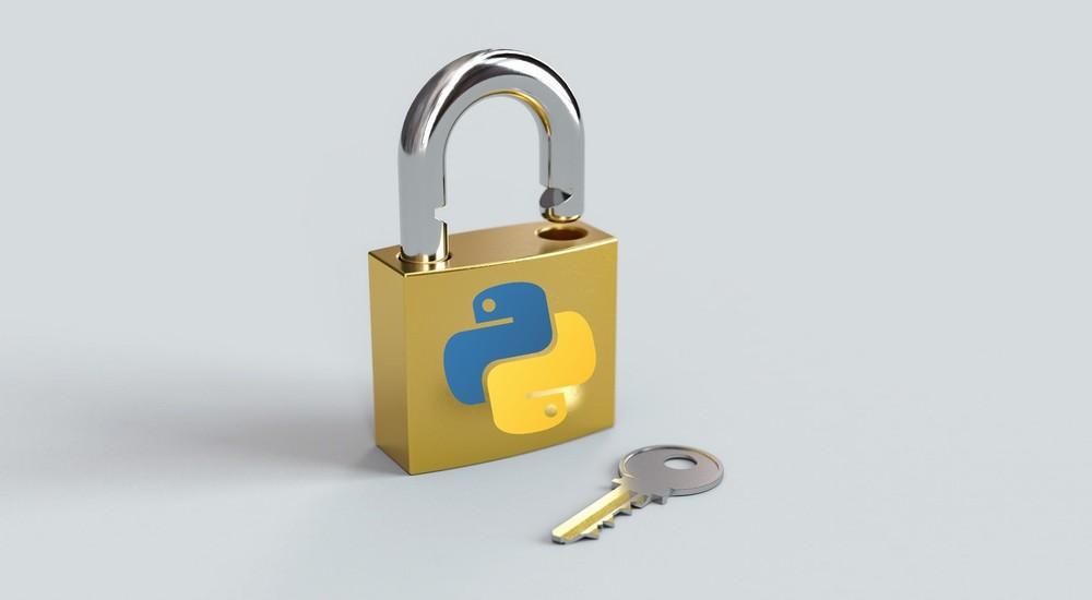【Python暗号化】cryptographyのインストール