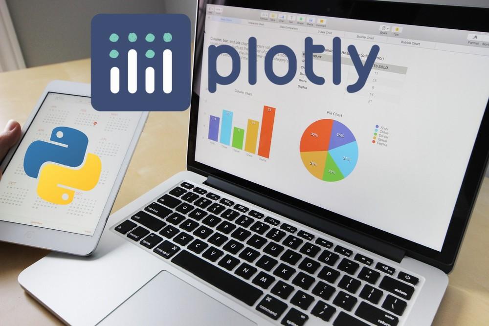 Plotlyのインストール【PythonだけでWebコンテンツが作成できる】