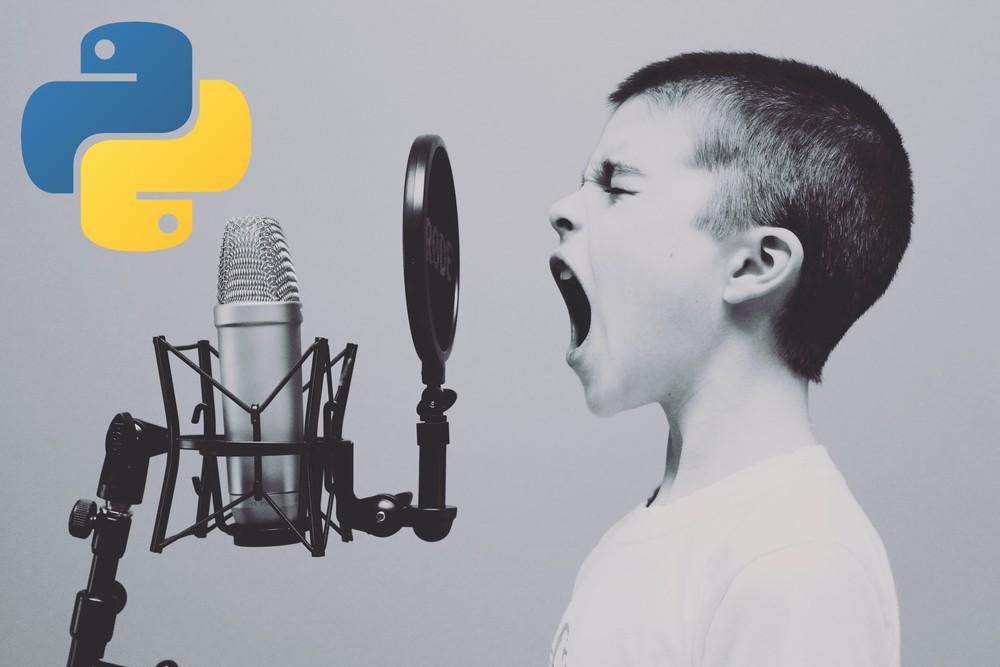 Pythonで音声録音・再生ができるPyAudioのインストール