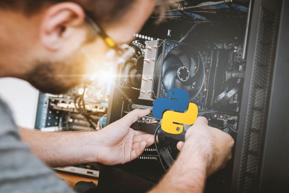 インストール済みPythonをPython 3.9.7にアップグレードする
