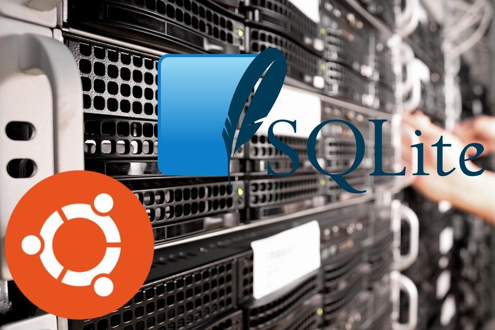 Ubuntu 20.04 LTSにSQLiteをインストールする