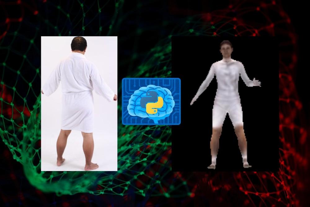 【Texformer】画像から人間の全身(3Dモデル)を推測する